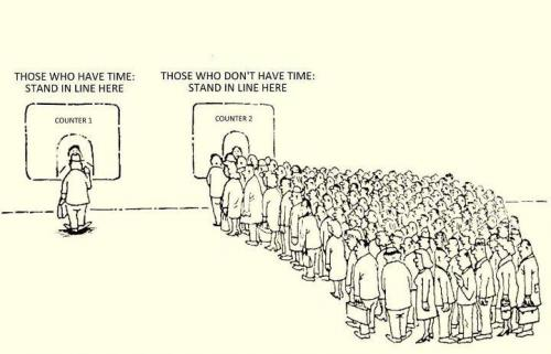 Stand-In-Line