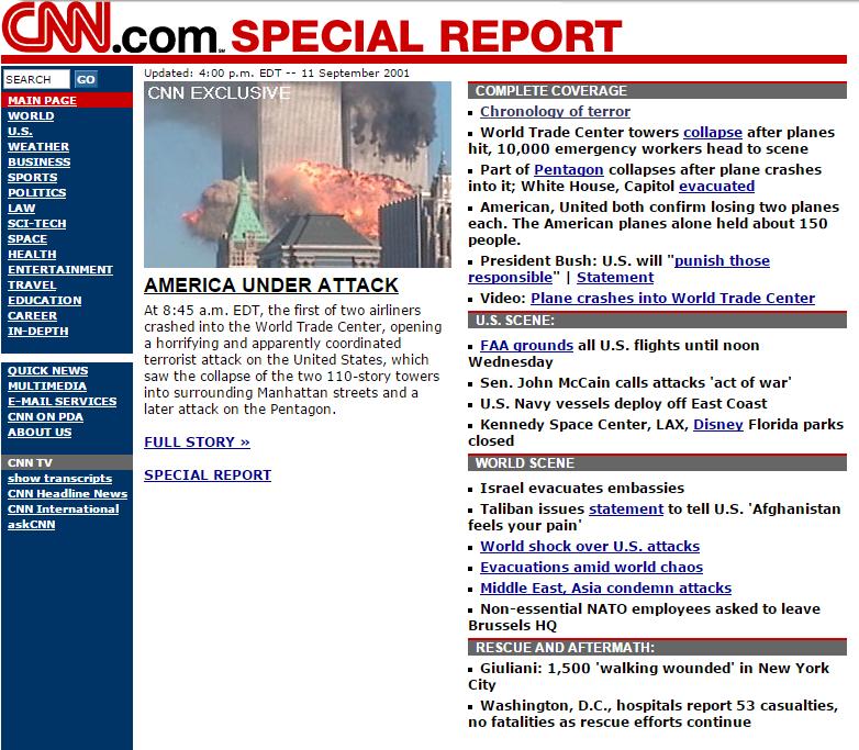 CNN 11-9-2001