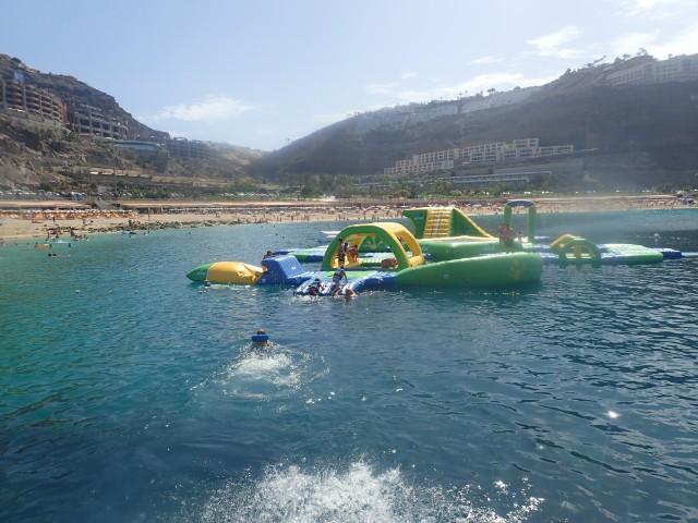 פארק מים בים